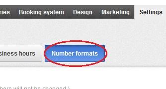 numberformat