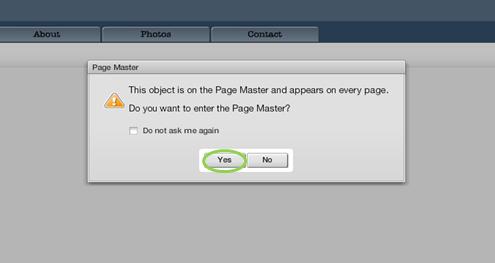 sm page master