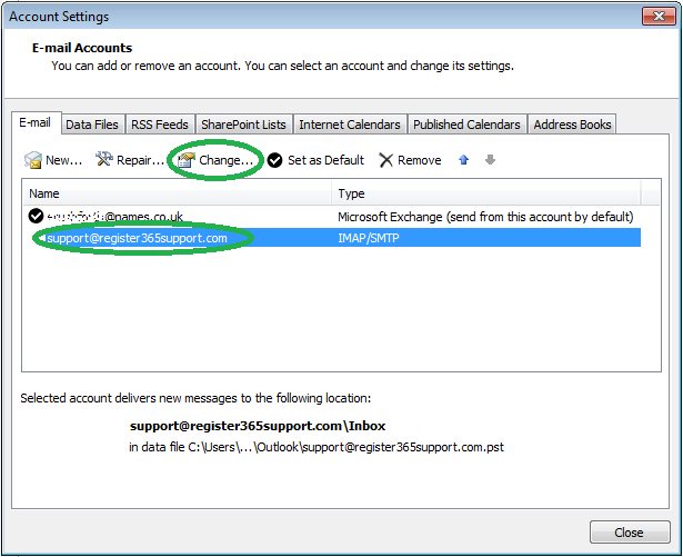 How to update microsoft outlook 2010 after migration - Office 365 server settings for outlook 2010 ...