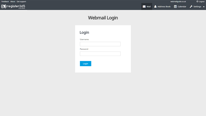 Webmail The Basics