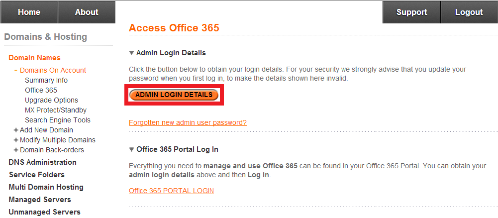 Getting Started with Office365