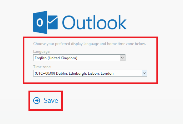 How to access the Outlook Web App