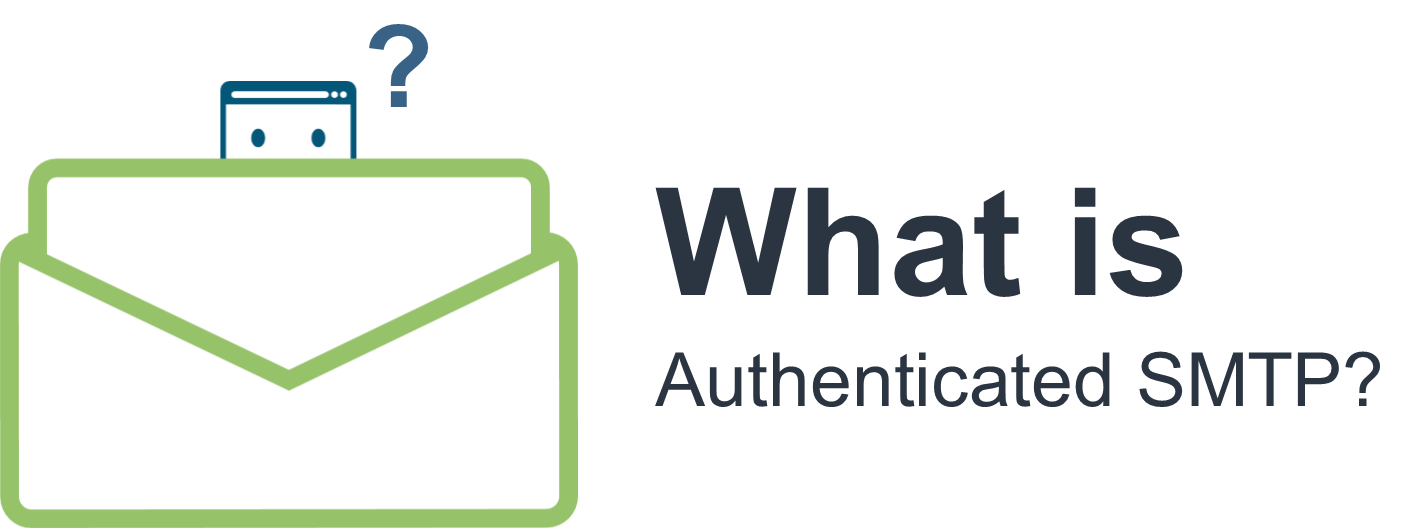 What is Authenticated SMTP?