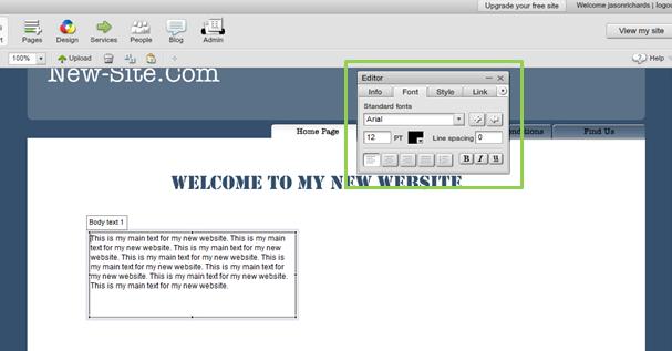 sm editor box